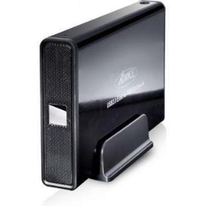 """Advance Boitier externe aluminium USB 3.0 pour disque dur 3""""½ SATA BX-306U3BK"""