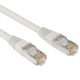 (generique) Câble réseau RJ45 droit 0,5 mètre CAT.6 S-STP gris