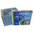 Verbatim DVD+RW 4.7 Gb 4x DataLife Plus - Boite Crystal