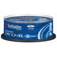 Verbatim Cake BOX 25 DVD-R 4.7 Gb 16x