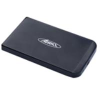 """Advance Boitier externe aluminium USB 2.0 pour disque dur 2""""½ IDE BX-2504B"""