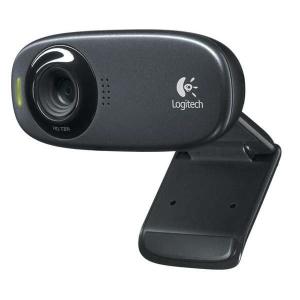 Logitech Webcam C310 5 MPixels avec microphone intégré