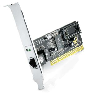 Edimax Adaptateur réseau Gigabit PCI avec bracket LP EN-9235TX-32