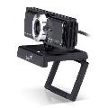 Genius Webcam WideCam F100 12 MPixels 1080p Full HD avec microphone intégré