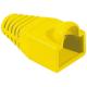 (generique) Lot de 10 manchons RJ45 jaune diam. 6