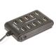 Logilink Hub USB actif 10 ports USB 2.0 avec alimentation
