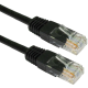 (generique) Câble réseau RJ45 droit 3 mètres CAT.6 S-FTP noir