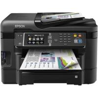 Epson Imprimante jet d'encre A4 multifonctions 4-en-1 WorkForce WF-4630DWF fax