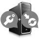 """Forfait """"clé en main"""" (assemblage, installation (OS) & configuration du système)"""