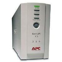 Apc Onduleur Back-UPS CS 650 VA 400 Watts avec 4 prises IEC dont 3 ondulées