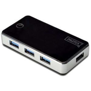 Digitus Hub USB actif 4 ports USB 3.0 avec alimentation