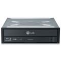 "Lg Graveur Blu-ray + DVD multiformats ±RW Serial ATA 5""¼ noir BH16NS55"