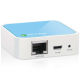 Tp-link Mini routeur WiFi 802.11n 300 Mbps avec alimentation USB TL-WR802N