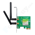 Tp-link Carte WiFi PCI-Express 802.11b/g/n 2,4 GHz 300 Mbps TL-WN881ND