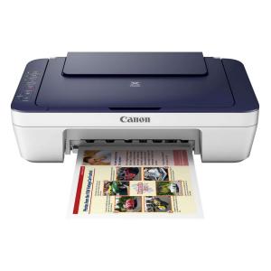Canon Imprimante jet d'encre A4 multifonctions 3-en-1 PIXMA MG3053 WiFi USB