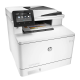 Hp Imprimante laser couleur A4 multifonctions 4-en-1 Color LaserJet Pro M477fdn