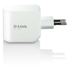 D-link Répéteur WiFi mural 802.11n 300 Mbps DAP-1320