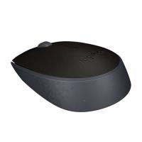 Logitech Souris optique sans fil compacte M170 RF 2,4 GHz USB 1000 dpi 3 boutons