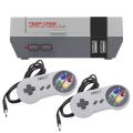Delixir NesPi 64 Go avec 8000 jeux retro, 2 manettes et câble HDMI
