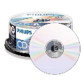Philips Cake BOX 25 CD-R 700 Mb 52x