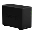 Synology NAS DS218play 2xHDD RAID CPU 4x1,4 GHz 1 Go DDR4 1xGBe LAN 2xUSB