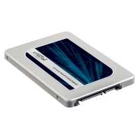 "Crucial Disque Flash SSD MX500 Slim 2""½ 500 Go SATA III CT500MX500SSD1"