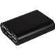 (generique) Boitier ABS noir pour Raspberry Pi 2/3 ref. RB-Case+04B