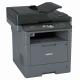 Brother Imprimante laser N&B A4 multifonctions 3-en-1 DCP-L5500DN R/V Eth.