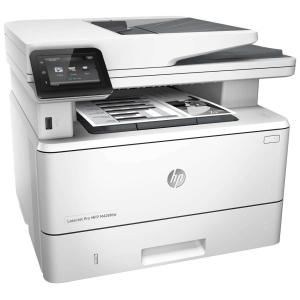 Hp Imprimante laser N&B A4 multifonctions 4-en-1 LaserJet Pro MFP M426fdw