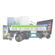 Eaton Onduleur Ellipse ECO 800 USB FR 800 VA 500W avec 4 prises FR
