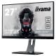 """Iiyama Ecran plat 27"""" G-Master GB2730QSU-B1 LED WQHD 1 ms HDMI/DP/DVI pivot"""