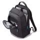 Dicota Sac à dos nylon noir 15.6 avec emplacement pour tablette D30575