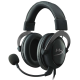 Kingston Casque stéréo HyperX Gaming Cloud II bronze avec microphone détachable