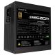 Gigabyte Alimentation ATX modulaire 80+ Gold GP-P850GM 850 Watts 135 mm 4xPCIe