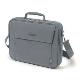 "Dicota Sacoche nylon gris 17,3"" Eco Multi BASE D30915-RPET"