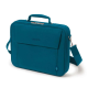 "Dicota Sacoche nylon bleu 17,3"" Eco Multi BASE D30916-RPET"