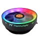 Thermaltake Ventirad UX100 ARGB Lighting pour CPU AMD AM4/115x