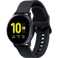 Samsung Montre connectée Galaxy Watch Active 2 noir carbone SM-R830NZKAXEF