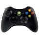 Microsoft Manette de jeux sans fil Xbox 360 Wireless Controller for Windows