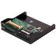 """(generique) Lecteur de cartes mémoires multiformats 3""""½ avec port USB 2.0"""