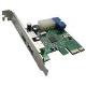 Delock Carte PCIe 1x LP USB 3.0 Super-Speed 3 ports dont 1 interne 19 points