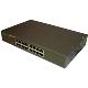 D-link Switch Gigabit Ethernet 16 ports boitier métal rackable DGS-1016D