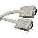 (generique) Câble VGA mâle-mâle 20 mètres