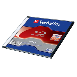Verbatim BD-R DL 25 Gb 6x DataLife Plus - Boite Crystal