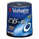 Verbatim Cake BOX 100 CD-R 700 Mb 52x DataLife Extra Protection