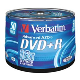 Verbatim Cake BOX 50 DVD+R 4.7 Gb 16x
