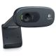 Logitech Webcam C270 3 MPixels avec microphone intégré