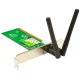 Tp-link Carte WiFi PCI 802.11b/g/n 2,4 GHz 300 Mbps TL-WN851ND
