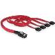 Delock Câble Mini-SAS 36 broches vers 4 x SATA 1 mètre