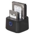 """Advance Dual dock USB 3.0 pour disque dur 2""""½ et 3""""½ SATA BX-3003U32"""